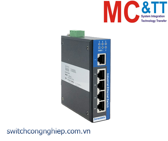 IES215: Switch công nghiệp 5 cổng Ethernet 3Onedata