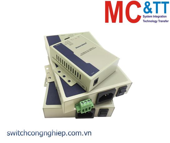 MODEL1100: Bộ chuyển đổi quang điện 1 cổng Ethernet + 1 cổng quang 3Onedata