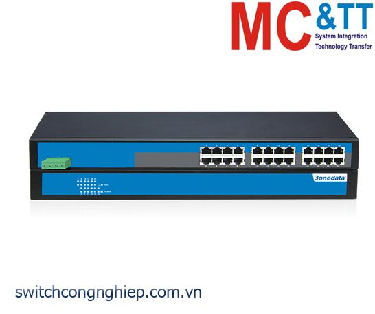 ES1024: Switch không quản lý 24 cổng Ethernet 3Onedata