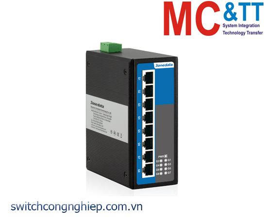 ES208G: Switch không quản lý 8 cổng Gigabit Ethernet