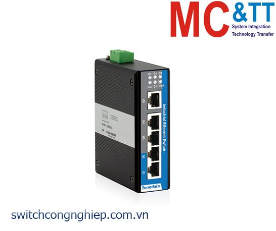 IES205G: Switch công nghiệp 5 cổng Gigabit Ethernet