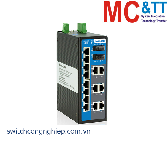 IES3016-2F: Switch công nghiệp 14 cổng Ethernet + 2 cổng quang 3Onedata