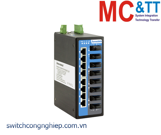 IES3016-8F: Switch công nghiệp 8 cổng Ethernet + 8 cổng quang 3Onedata