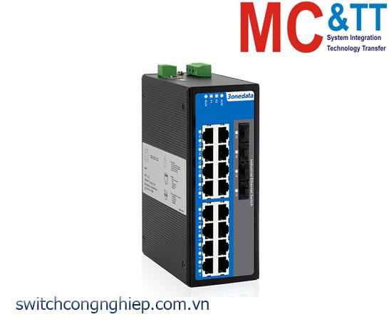 IES3020G-4GS: Switch công nghiệp 16 cổng Gigabit Ethernet + 4 cổng quang Gigabit SFP 3Onedata