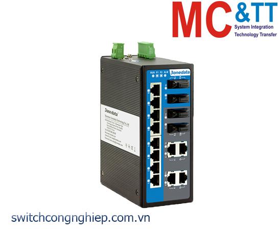 IES6116-4F: Switch công nghiệp quản lý 12 cổng Ethernet + 4 cổng quang 3Onedata