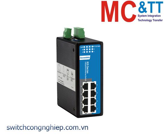 IES618: Switch công nghiệp quản lý 8 cổng Ethernet