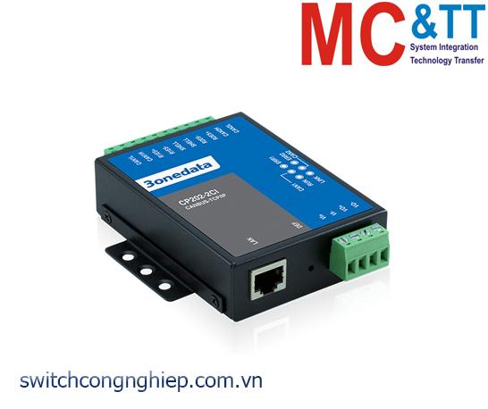 CP202-2CI: Bộ chuyển đổi CAN Bus sang Ethernet