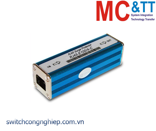 FL45-E100: 100M Ethernet Signal Surge Protector