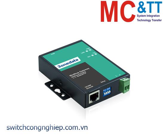 GW1101-1D(RS-232): Modbus Gateway 1 cổng RS-232 sang Ethernet