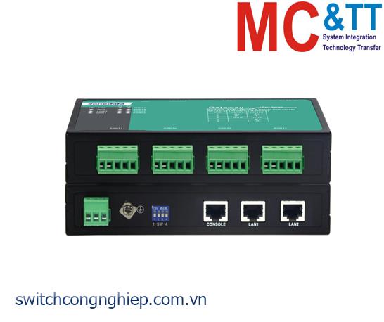GW1114-4DI(RS-485): Modbus Gateway 4 cổng RS-485/422 sang 2 cổng Ethernet