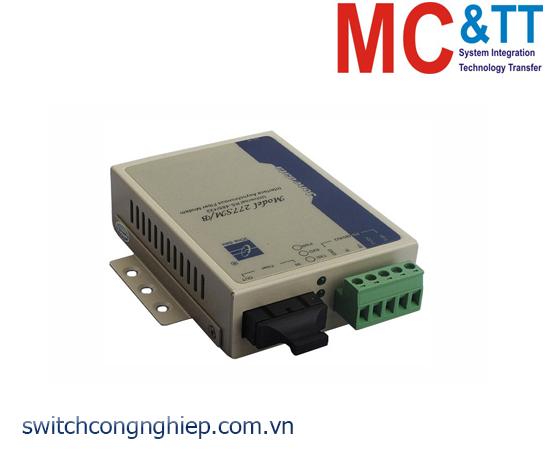 MODEL277B: Bộ chuyển đổi RS-485/422 sang quang