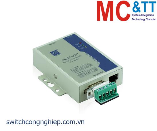 MODEL485P: Bộ chuyển đổi RS-232 sang RS-485/422 cách ly quang 3Onedata