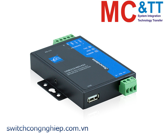 USB485I: Bộ chuyển đổi tín hiệu USB sang RS-232/485/422 3Onedata