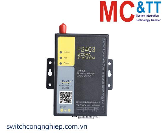 F2403 WCDMA/ LTE IP MODEM