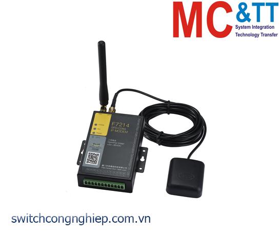 F7214: GPS+CDMA IP MODEM Four-Faith