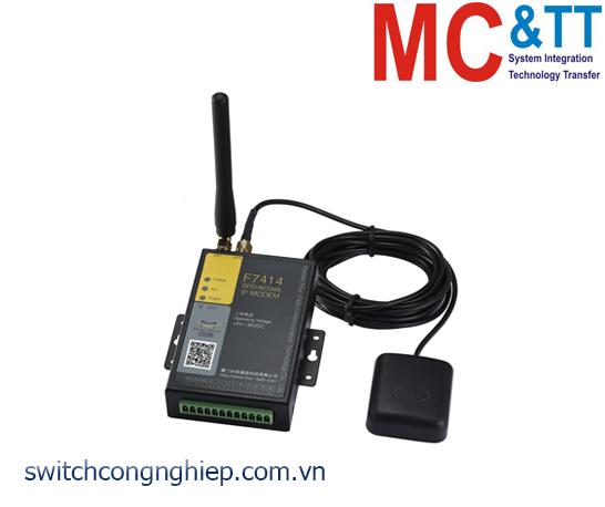 F7414: GPS+WCDMA IP MODEM Four-Faith