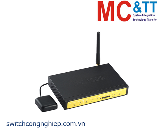 F7725: Router công nghiệp GPS+TD-LTE Four-Faith