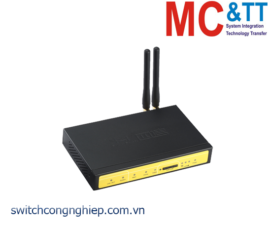 F8825: Router công nghiệp ZigBee+FD-LTE Four-Faith