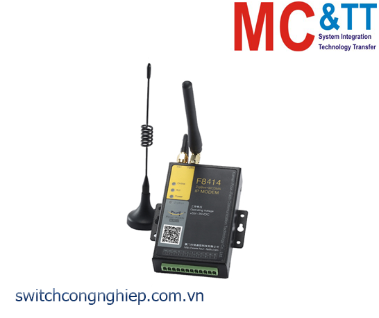 F8414: ZigBee + WCDMA IP Modem Four-Faith