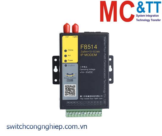 F8514: ZigBee + TD-SCDMA IP Modem Four-Faith