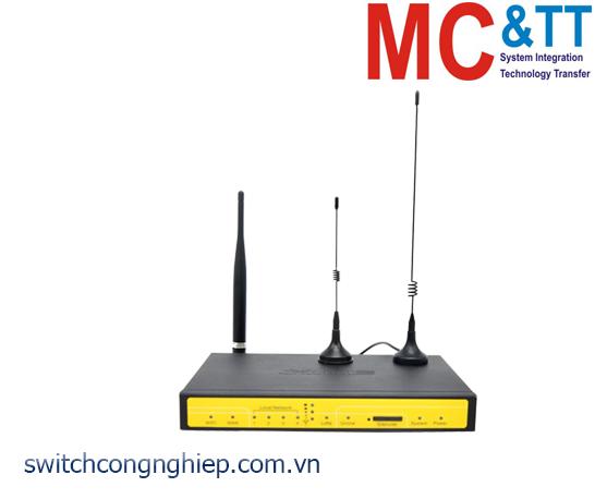 F8936-L-FL: Router công nghiệp LoRa+FDD LTE WIFI Four-Faith