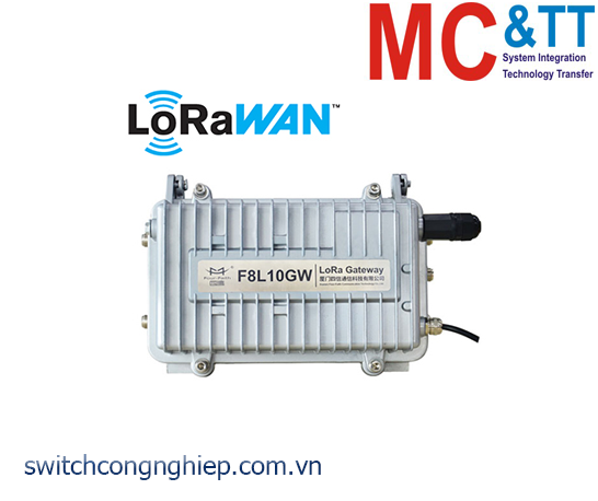 F8L10GW: LoRaWAN Outdoor Gateway Four-Faith