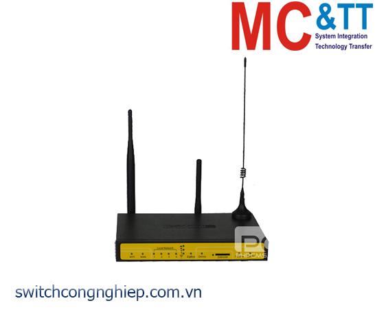 F8334: Router công nghiệp ZigBee+EDGE WIFI Four-Faith