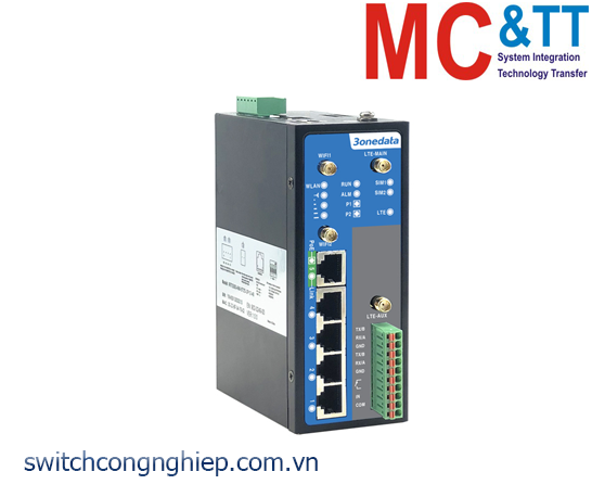 IRT5300-AW-5T2D: Router công nghiệp 4G