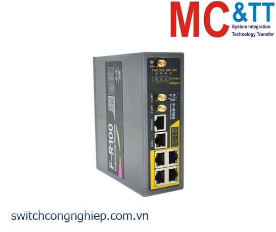 F-R100: 3G/4G Cellular Router Four-Faith