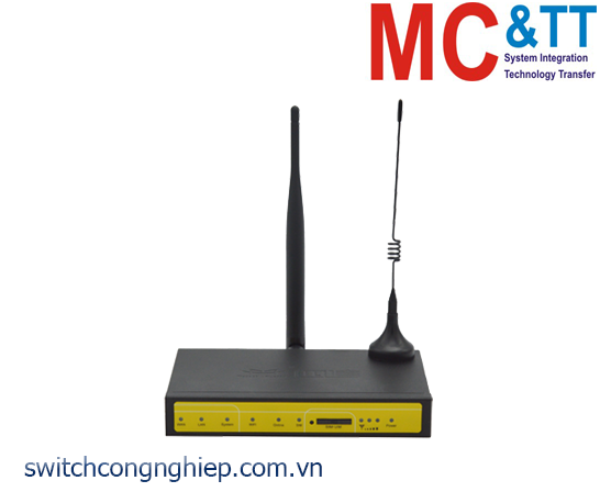 F3826: Router công nghiệp FDD LTE WiFi Four-Faith