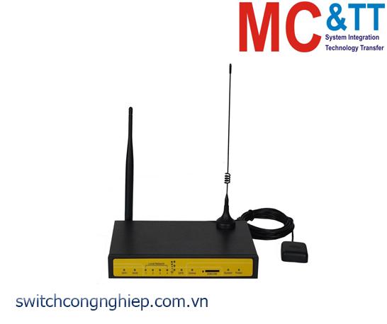 F7636: Router công nghiệp GPS+EVDO+WiFi Four-Faith