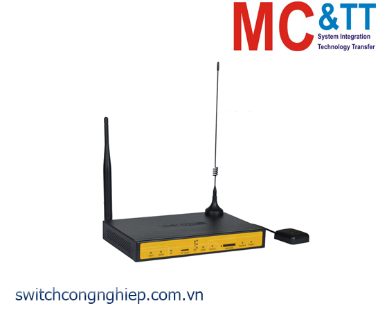 F7334S: Router Wifi Marketing EDGE+GPS Four-Faith