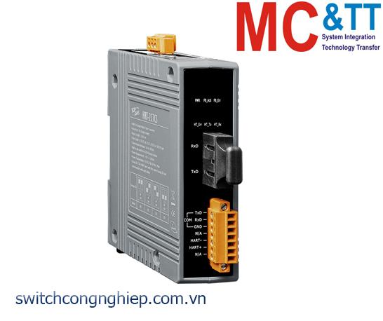 HRT-227CS CR: Bộ chuyển đổi tín hiệu HART sang quang ICP DAS