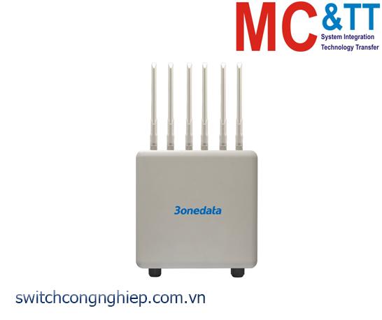 IAP2600S-4A25-1GC3GT-PD: Bộ thu phát không dây công nghiệp ngoài trời Dual-band 3Onedata