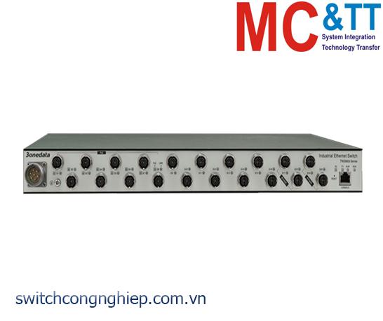TNS5800-20GT-2P24: Switch công nghiệp quản lý layer 3 EN50155 20 cổng Gigabit M12 3Onedata
