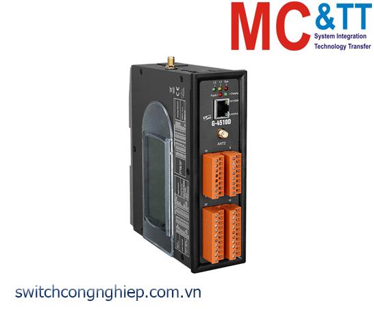 G-4510D: Bộ lập trình PAC 3G/ 4G Solar charger tích hợp màn hình LCD ICP DAS