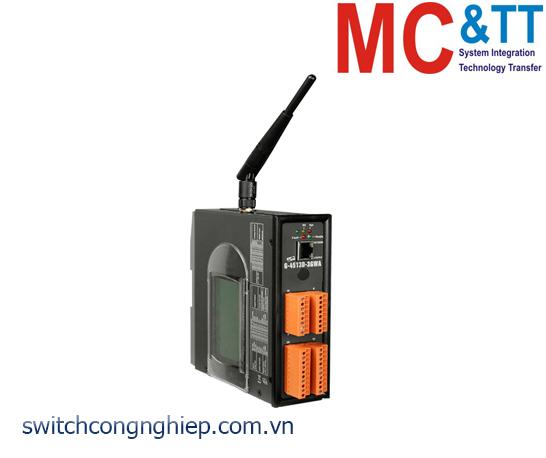 G-4513D-3GWA: Bộ lập trình PAC 3G WCDMA Solar charger tích hợp LCD ICP DAS
