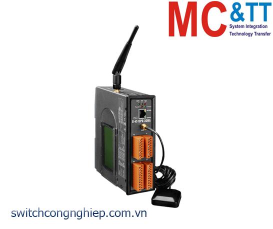 G-4513PD-3GWA: Bộ lập trình PAC 3G WCDMA Solar charger tích hợp GPS + LCD ICP DAS