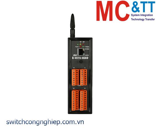 G-4514-4GAU: Bộ lập trình PAC 4G LTE Solar charger ICP DAS