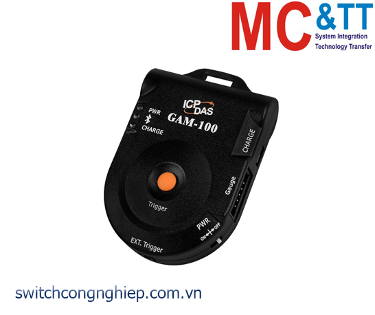 GAM-100: Bluetooth LE Gauge Master ICP DAS