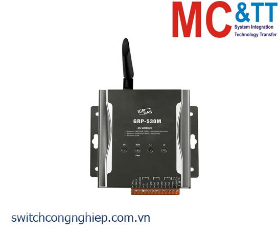 GRP-530M: Modem 3G tích hợp GPS ICP DAS
