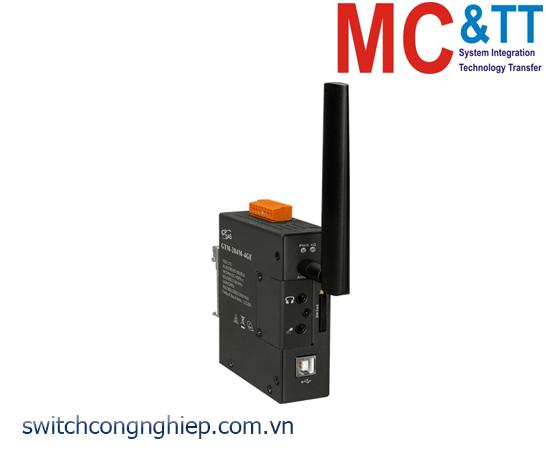 GTM-204M-4GE: Modem LTE (4G) công nghiệp giao diện RS-232/USB