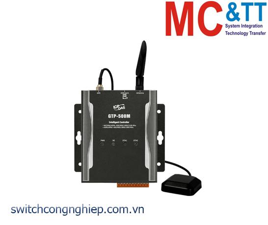 GTP-500M: Modem 3G RTU đa chức năng tích hợp GPS ICP DAS