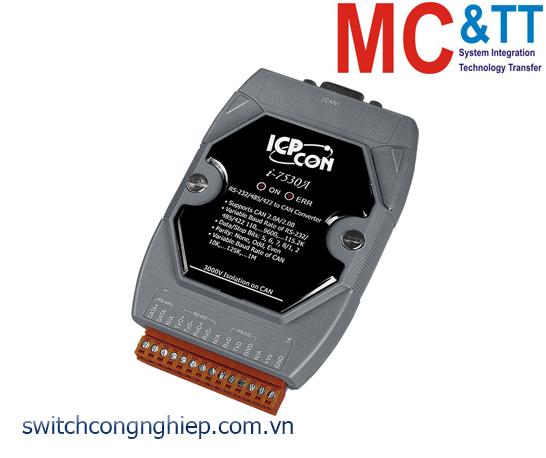 I-7530A-G CR: Bộ chuyển đổi tín hiệu RS-232/422/485 sang CAN ICP DAS