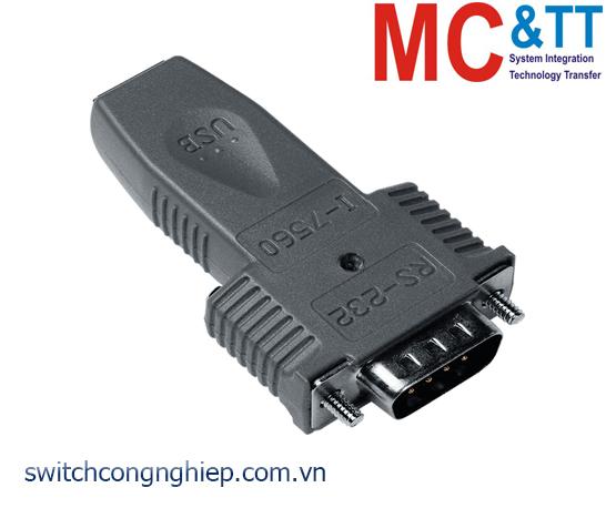 I-7560 CR: Bộ chuyển đổi tín hiệu USB sang RS-232 ICP DAS