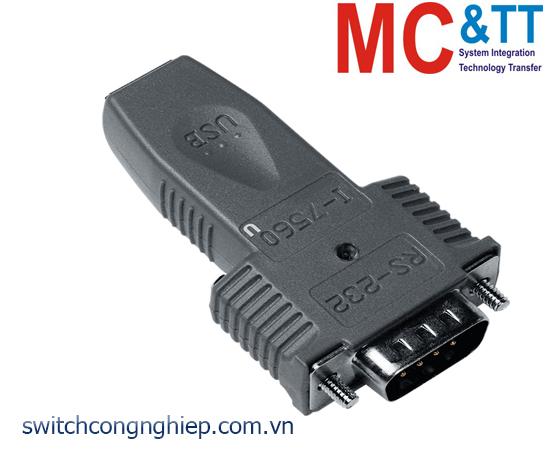 I-7560U CR: Bộ chuyển đổi tín hiệu USB sang RS-232 ICP DAS