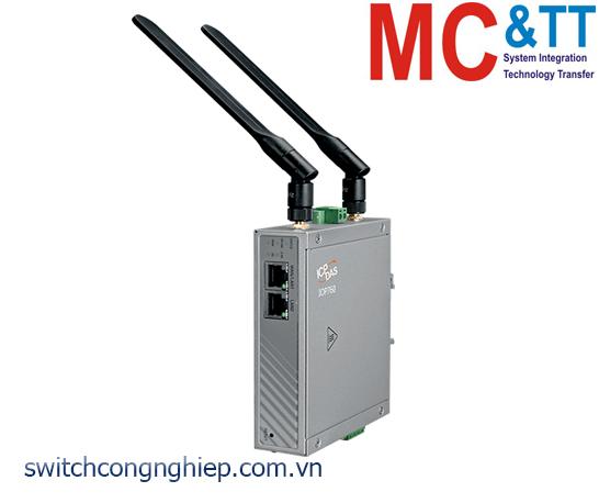 IOP760: Bộ chuyển đổi tín hiệu Ethernet/UART sang Wifi ICP DAS