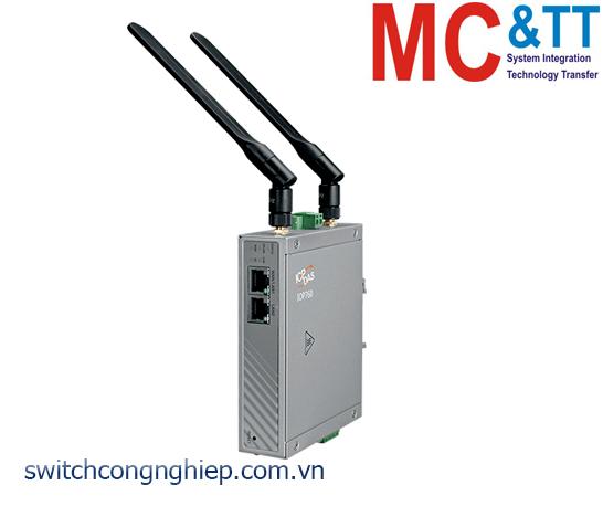 IOP760-EU: Bộ chuyển đổi tín hiệu Ethernet/UART sang Wifi ICP DAS