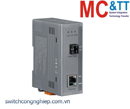 NS-200WDM-B CR: Bộ chuyển đổi tín hiệu Ethernet sang quang ICP DAS