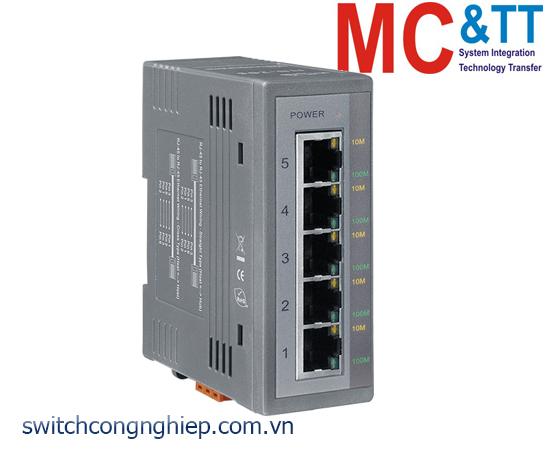 NS-205R CR: Bộ chuyển mạch công nghiệp 5 cổng Ethernet ICP DAS
